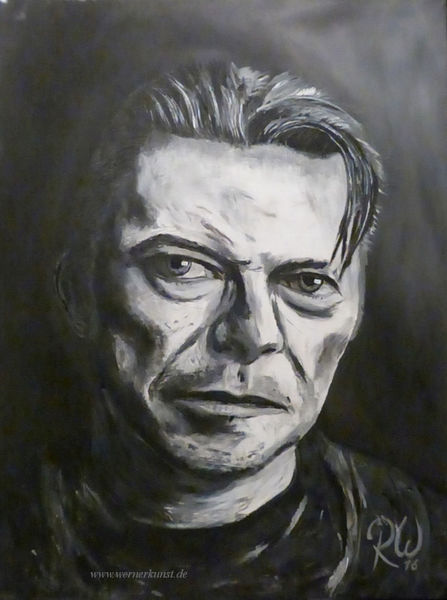 Ausdruck, Musiker, Musik, David bowie, Gesicht, Portrait