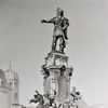 Augustusbrunnen, Statue, Bayer, Lech