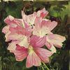 Waldrand, Natur, Blumen, Malerei