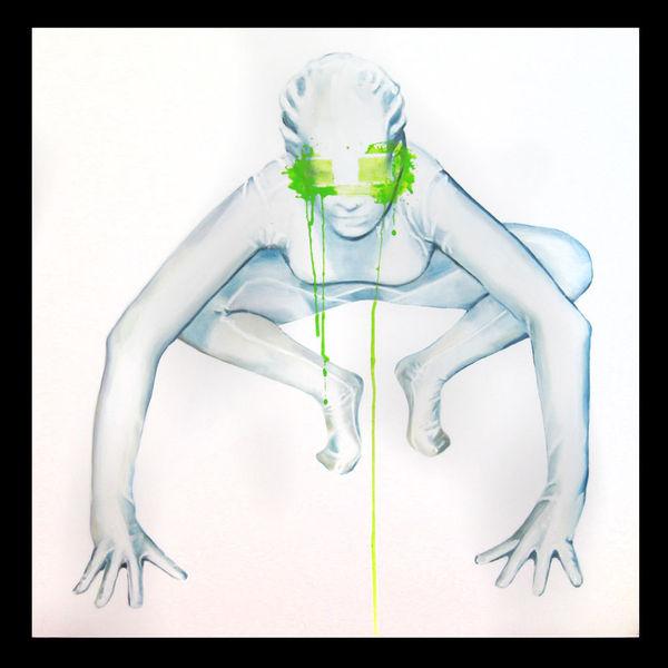 Grün, Menschen, Perspektive, Weiß, Ölmalerei, Identität