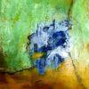 Pigmente, Öffnung, Temperamalerei, Blau