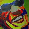Jazz, Malerei, Musik, Expressionismus