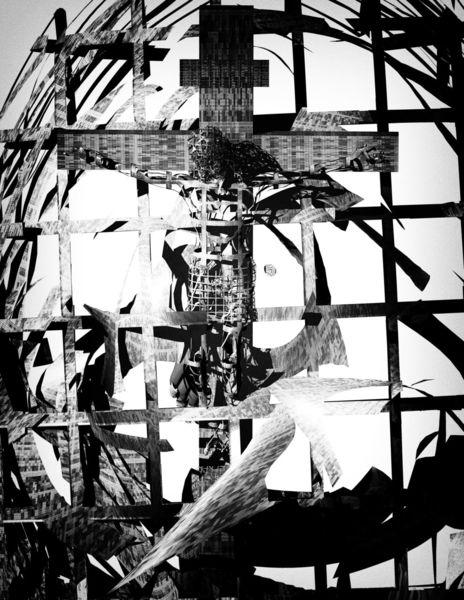 Martin luther, Tragödie, Moral, Schleierhaft, Spuk, Digitale kunst