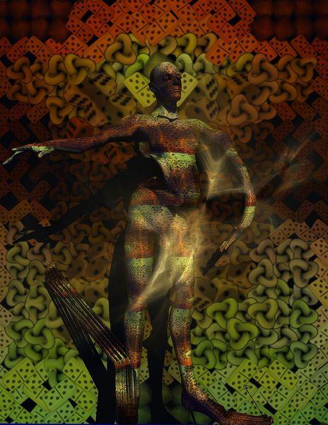 Digital, Fantasie, Sammler moderne kunst, Digitale kunst, Geist,