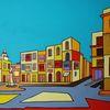 Vittoriosa, Malta, Birgu, Malerei