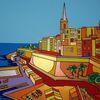 Valletta, Gürtel, Malta, Malerei