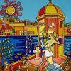 Senglea, Hochzeit, Valletta, Malerei