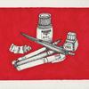 Tinte, Malsachen, Inktober, Kostbar