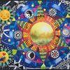 Muster, Mandala, Symbol, Sonne