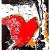 Herz, Schmerz, Person, Farben