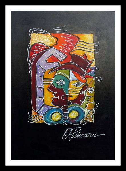 Passion, Elemente, Malerei, Welt, Familie