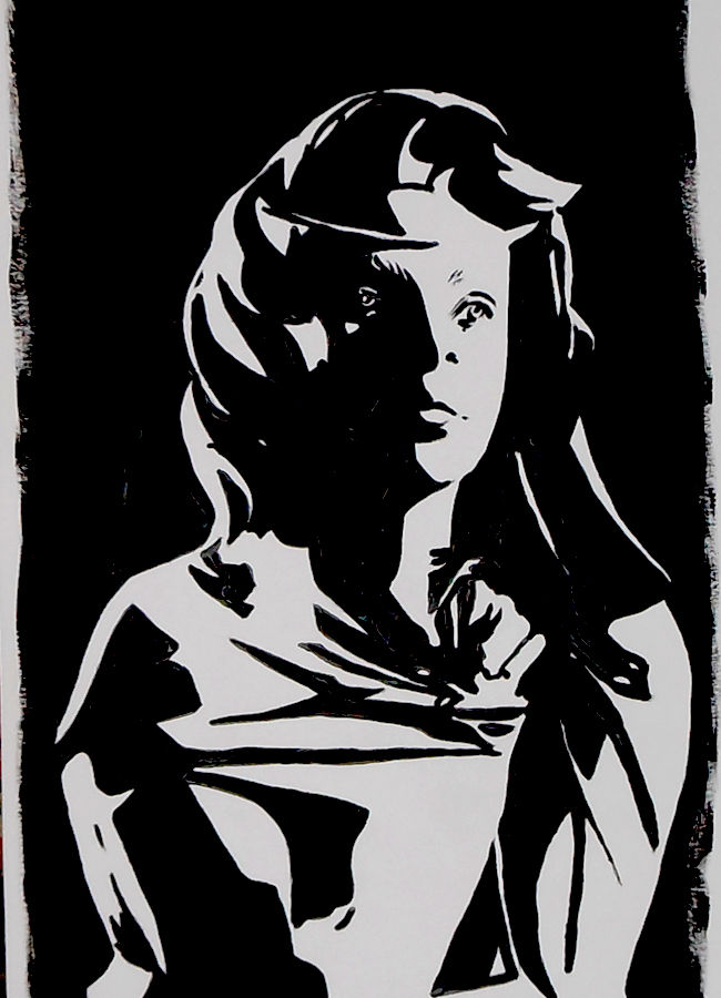 Frau Schatten