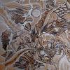 Abstrakt, Acrylmalerei, Surreal, Zeichnung