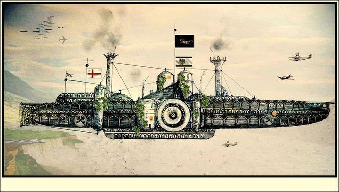 Kolonialflaggelo1, Castleboat40, Starshipghost33, Fantasie, Anubisbest22, Zeichnung