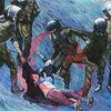 2011 in kairo, Gewalt, Menschenrechtsverletzung, Studie zum ölbild