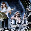 Zabriskie point, Studie, Musiker, Pink fylod