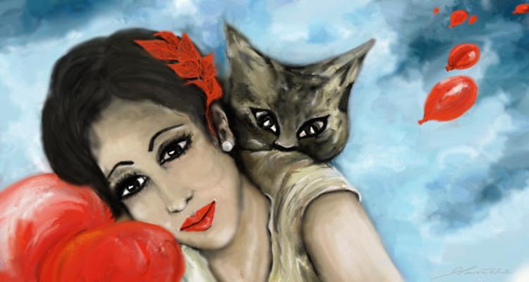 Fantasie, Digitale kunst, Surreal