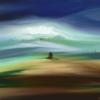 Ruhe, Fantasie, Landschaft, Malerei