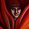 Fantasie, Rot, Spiel, Frau