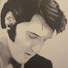 Elvis, Presley, King, Malerei