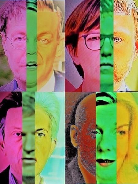 Gesicht, Poker, Menschen, Kopf, Mann, Portrait