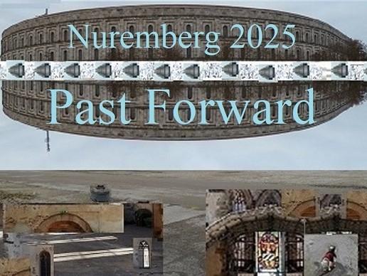 Nürnberg 2025, Kulturhauptstadt, Vergangenheit, Zukunft, Zeitreise, Raumfähre