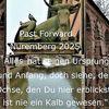 Nürnberg 2025, Kulturhauptstadt, Anfang, Kalb