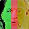 Portrait, Umfrage, Frau, Politische farbenlehre