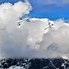 Wetter, Berge, Panorama, Wolken