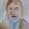 Kaspar hauser, Portrait, Gesicht, Menschen