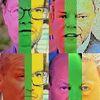 Portrait, Poker, Menschen, Gesicht