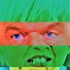 Grünrotgelb, Kopf, Politische farbenlehre, Frau