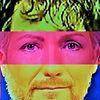 Menschen, Portrait, Mann, Synthese