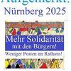 Botschaft, Bewerbung, Solidarität, Rathaus