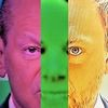 Menschen, Synthese, Mann, Kopf