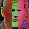 Mann, Synthese, Frau, Portrait
