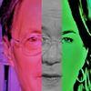 Gesicht, Politisch farbenlehre, Menschen, Kopf