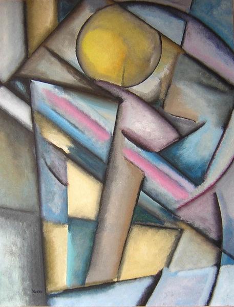 Berühmtegemälde, Farben, Großekunstausstellung, Fantastische kunst, Zeitgenössische kunst, Modern art