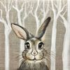 Kaninchen, Malerei, Acrylmalerei, Hase