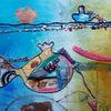 Malerei, Teil