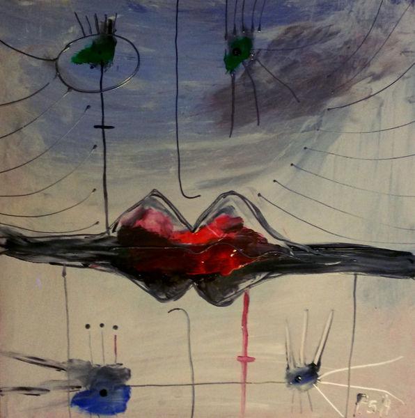 Malerei, Müssen