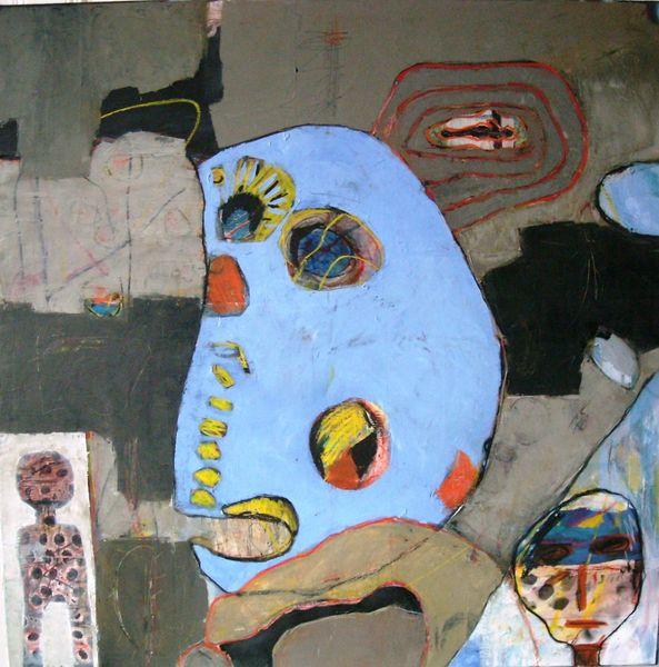 Experimentelle, Malerei