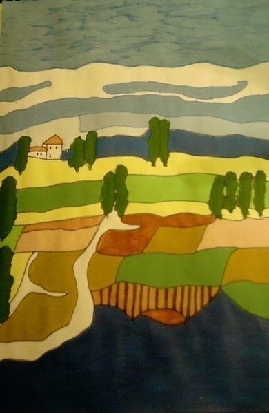 Naive malerei, Acrylmalerei, Malerei, Italien