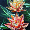 Blumen, Seerosen, Blüte, Nympaea
