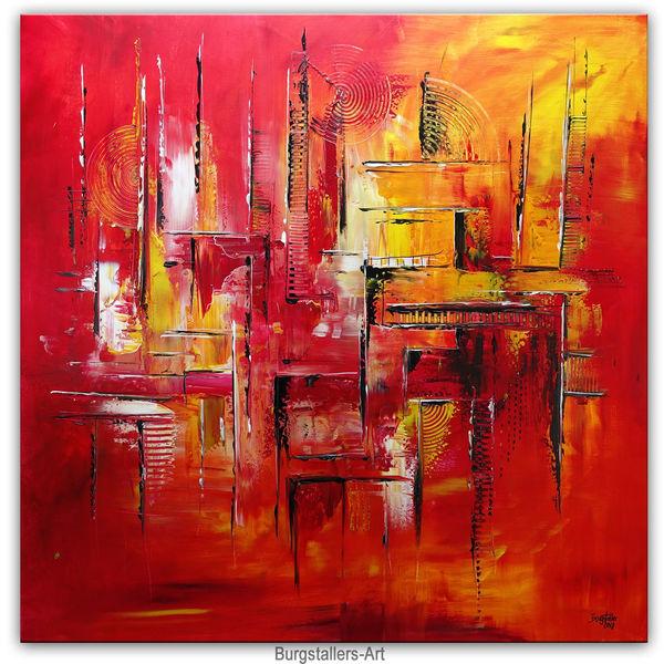 Gemälde, Acrylmalerei, Abstrakte malerei, Abstrakte kunst, Gemälde original, Malerei