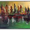 Abstrakte malerei, Abstrakte kunst, Gemälde, Malen