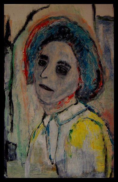 Malerei, Ölmalerei, Portrait