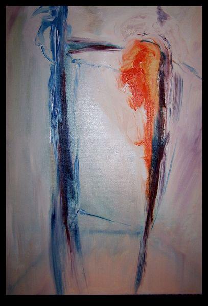 Acrylmalerei, Ölmalerei, Malerei, Kopf