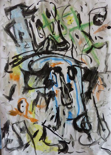 Malerei