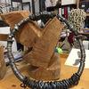 Holzskulptur, Organisch, Figur, Konstruktion